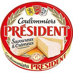 Président Coulommiers