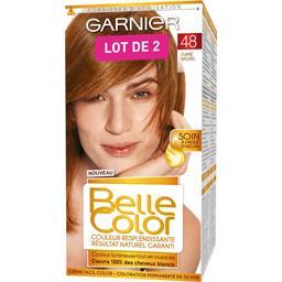 Belle Color - Crème Facil-color Cuivré Naturel 48