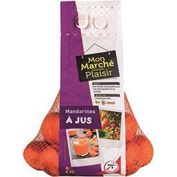 Mandarines A JUS