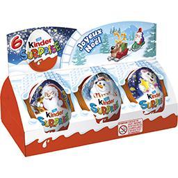 Kinder Kinder Surprise - Œufs chocolat lait garçon