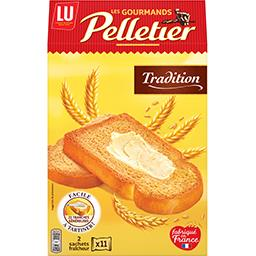 Pelletier - Biscottes La Gourmande Tradition