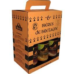 Coffret de bières Britt-Dremmwel