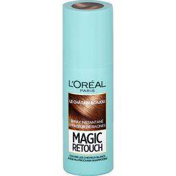 Magic Retouch - Spray effaceur de racines Le Châtain Acajou