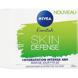 Essentials - Soin du jour FPS 20 skin Defense