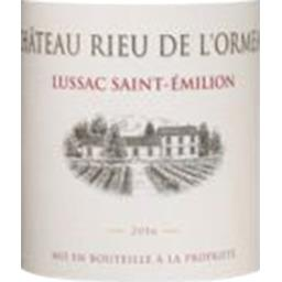 Lussac Saint-Emilion vin rouge Haut Drouillard