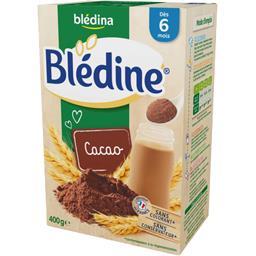 Blédine - Céréales instantanées cacao, dès 6 mois