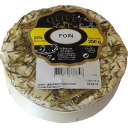 Fromage Olivet au lait cru foin