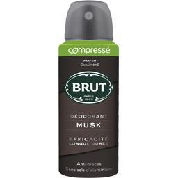 Brut Déodorant Compressé Musk