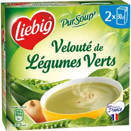 Soupe légumes verts Liebig