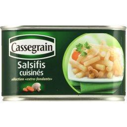 Salsifis cuisinés sélection extra-fondants