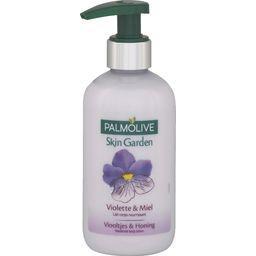 Palmolive Skin Garden - Lait corps nourrissant violette & miel