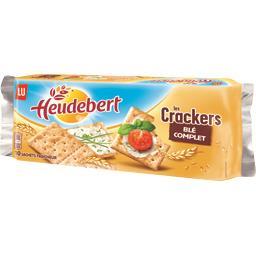 Heudebert - Les Crackers blé complet