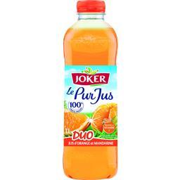 Le Pur Jus - Jus d'orange et mandarine