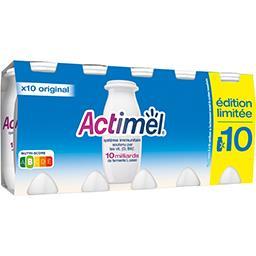 Actimel - Lait fermenté à boire goût frais & unique