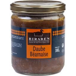 Biraben Daube béarnaise le bocal de 380 g