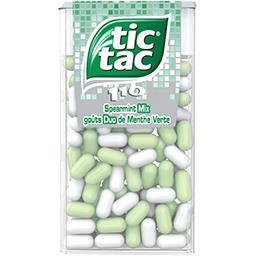 Tic Tac Tic Tac - Dragées chlorophylle