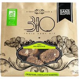 Croquygnol chocolat noisettes sans gluten bio
