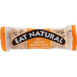 Eat Natural Barre amande & abricot goût yaourt la barre de 50 g