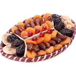 L'ovalie - corbeille fruits secs