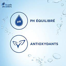 Shampooing antipelliculaire citrus fresh  2en1