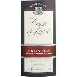 Fronton vin rouge - Comte de Négret
