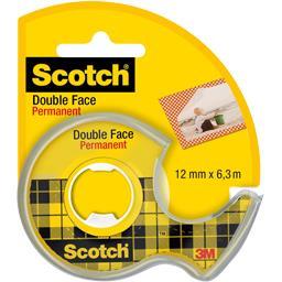 Ruban double face 12 mm x 6,3 m