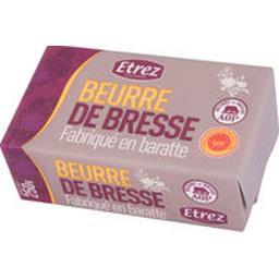 Beurre doux de Bresse