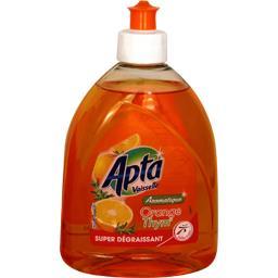 Activ' - Liquide vaisselle Aromatique orange thym
