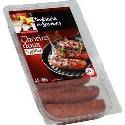 Chorizo doux Saveur d'Espagne à griller
