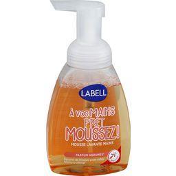 Mousse lavante mains parfum agrumes
