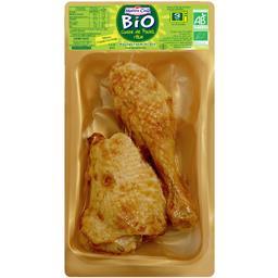 Cuisse de poulet rôtie BIO