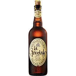 Bière blonde à l'ancienne