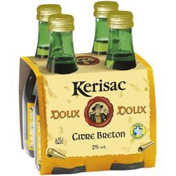 Cidre Breton doux