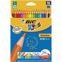 Kids - Crayon de couleur Evolution Ecolutions