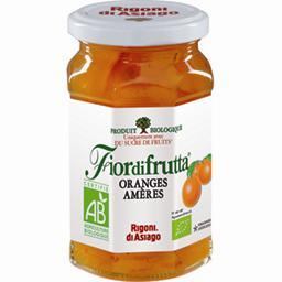 Préparation de fruits oranges amères bio -  Fiordifr...