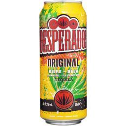 Desperados Bière aromatisée Tequila