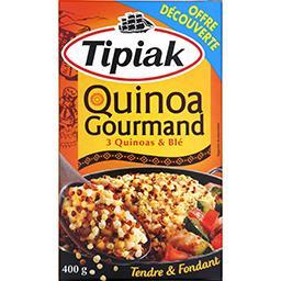 Mélange Quinoa Gourmand 3 quinoas & blé