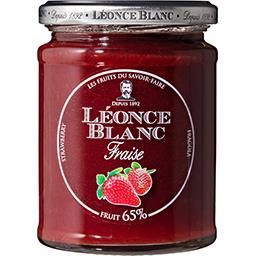 Léonce Blanc Préparation fraises