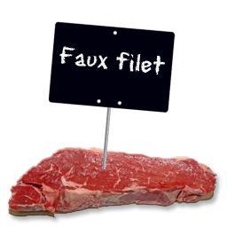 Faux-filet, RACE A VIANDE LIMOUSINE
