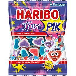 Bonbons Love Pik & moelleux