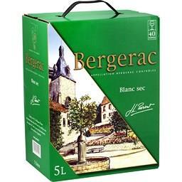 Bergerac blanc sec