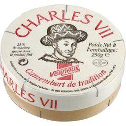 Charles VII, camembert de tradition