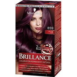 Brillance N° 859, Crème colorante intensive, color p...