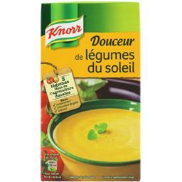 Soupe Douceur de Légumes du Soleil