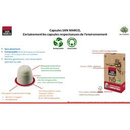 Café capsule N°6 fin & aromatique BIO