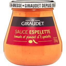 Sauce Espelette