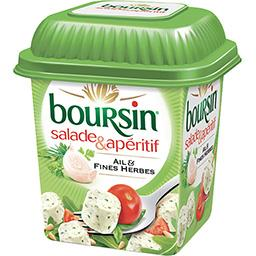 Salade & Apéritif - Fromage ail & fines herbes