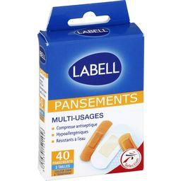 Pansements multi-usages, 3 tailles