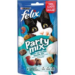 Felix Party Mix - Friandises saveur de l'Océan pour chats