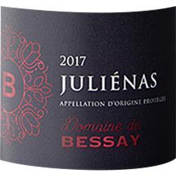Juliénas Domaine du Bessay vin Rouge 2017